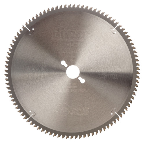 Dewalt DT4290 Extreme Workshop Saw Blade 305mm x 30mm x 96T