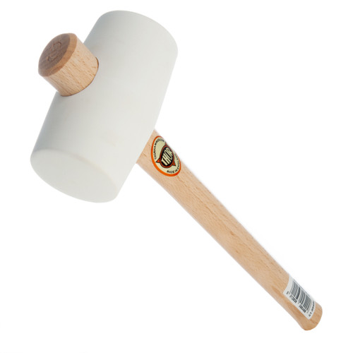 Thor 61-954W White Rubber Mallet (74mm) 970g