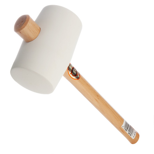 Thor 61-957W White Rubber Mallet (90mm) 1450g