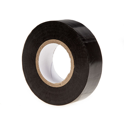 Ultratape PV01201920BK PVC Electrical Insulation Tape Black 19mm x 20m (8 Rolls)