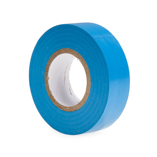 Ultratape PV01201920BL PVC Electrical Insulation Tape Blue 19mm x 20m (8 Rolls)