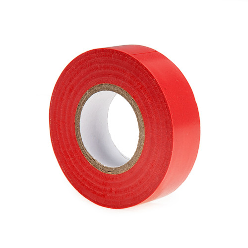 Ultratape PV01201920RE PVC Electrical Insulation Tape Red 19mm x 20m (8 Rolls)