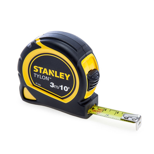 Stanley 0-30-686 Pocket Tape 3M / 10 Feet