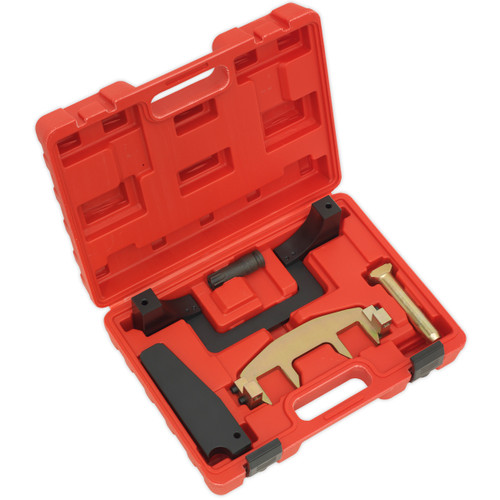 Sealey VSE4816 Petrol Engine Timing Tool Kit - Mercedes 1.6/1.8 - Chain Drive