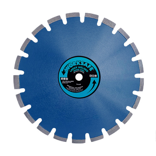 Sealey WDA450 Premium Blue WDA Diamond Blade 450mm x 25mm