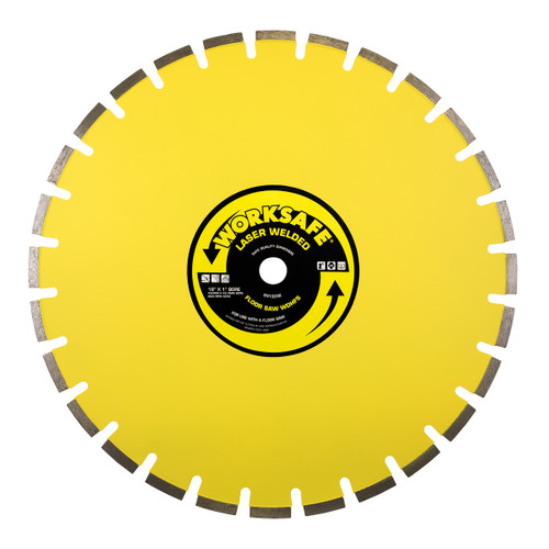 Sealey WDHFS450 Floor Saw Blade (Hard) Ø450 x 25mm
