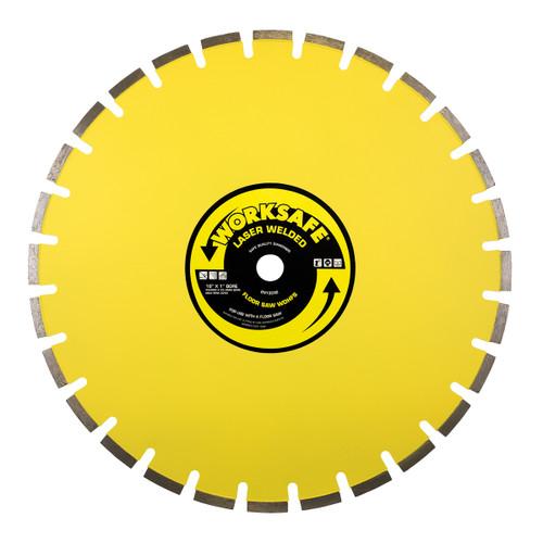 Sealey WDHFS450 Floor Saw Blade (Hard) Ø450 x 25mm