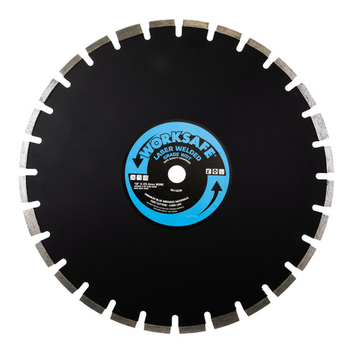 Sealey WDT450 Asphalt/Tarmac Diamond Blade Ø450 x 25mm