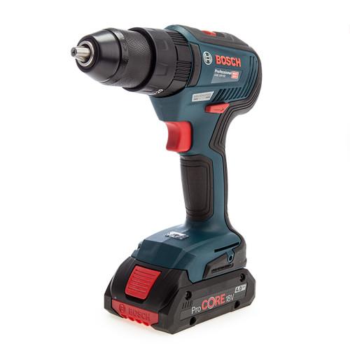 Bosch GSB 18V-55 Professional Drill Driver (2 x 4.0Ah Batteries) 1