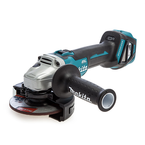 Makita DGA511Z 18V Cordless Angle Grinder 125mm (Body Only) 1