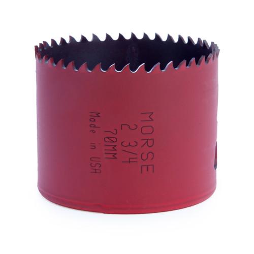 Morse MHS44 (177443) Advanced Bi-Metal Hole Saw 2. 3/4in - 70mm Diameter