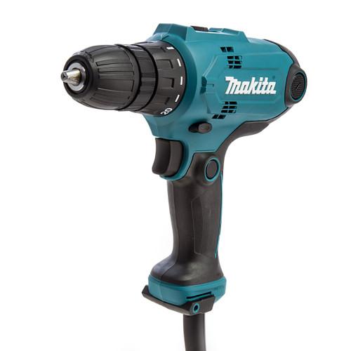 Makita DF0300 10mm Corded Drill Driver 240V