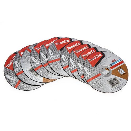Makita B-12239-10 Thin Cutting Wheel 125 x 1 x 22.23 1