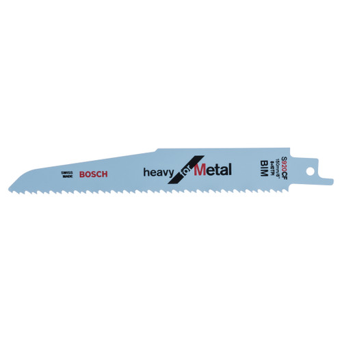 Bosch S920CF (2608654820) Reciprocating Saw Blades for Metal (Pack Of 5)