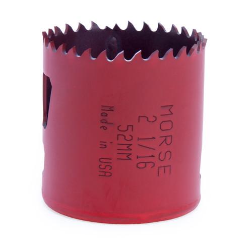 Morse MHS33 (177337) Advanced Bi-Metal Hole Saw 2. 1/16in - 52mm Diameter