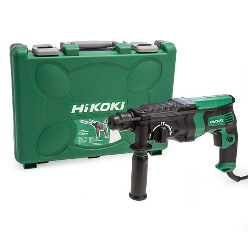 HiKOKI DH26PX2 SDS Plus Rotary Hammer Drill 26mm 240V 2