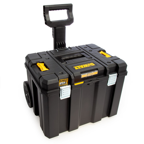 Dewalt DWST83347-1 TSTAK 2.0 Stackable Mobile Storage Box