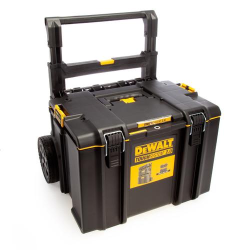 Dewalt DWST83295-1 TOUGHSYSTEM 2.0 DS450 Stackable Mobile Storage Box