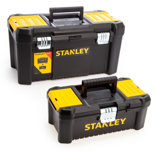 Stanley STST1-75772 Essentials Toolbox Bonus Pack 32cm + 48cm