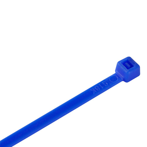 KrimpTerm CT5-BLUE 203mm x 4.8mm (22kg) Blue Nylon Cable Ties