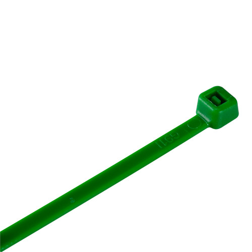 KrimpTerm CT8-GREEN 300mm x 4.8mm (22kg) Green Nylon Cable Ties