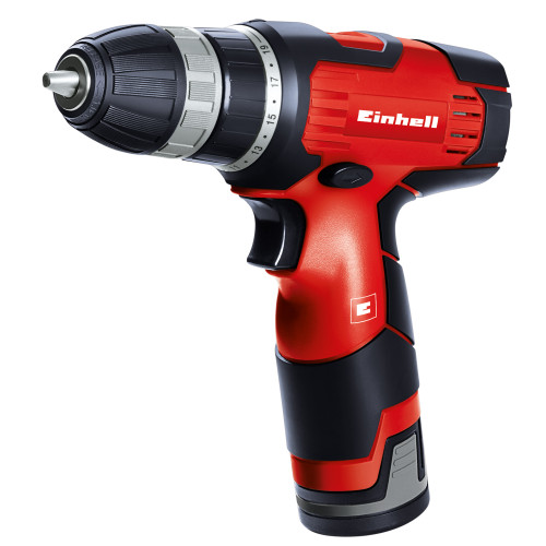 Einhell (45.136.50) TH-CD12LI 12V Drill Driver (1 x 1.3Ah Battery)