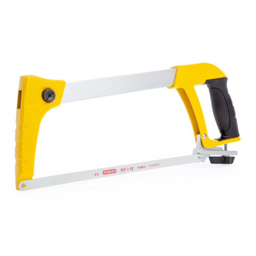Stanley 1-20-110 Dynagrip Heavy Duty Hacksaw 305mm/12in