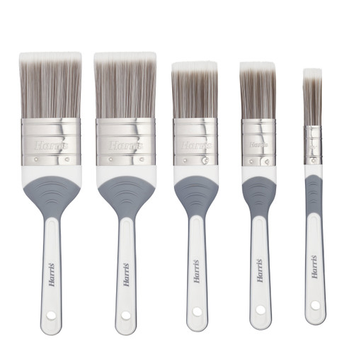 Harris 102011009 Seriously Good Walls & Ceilings Paint Brush (Pack of 5) 1