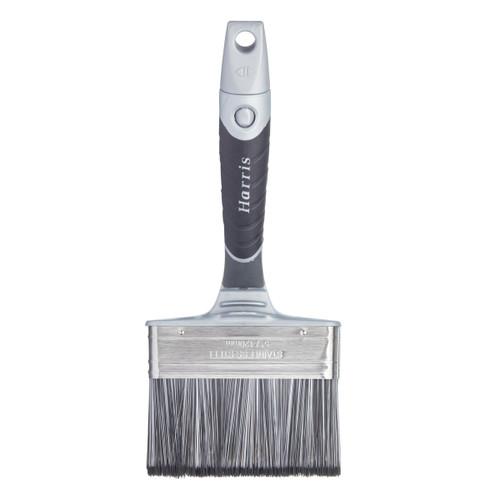 Harris Ultimate Masonry Swan Neck Paint Brush 120mm 1