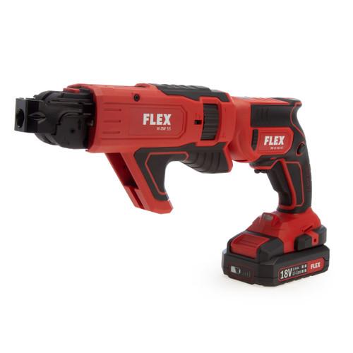 Flex DW 45 18.0-EC M/2.5 18V Brushless Drywall Screwdriver
