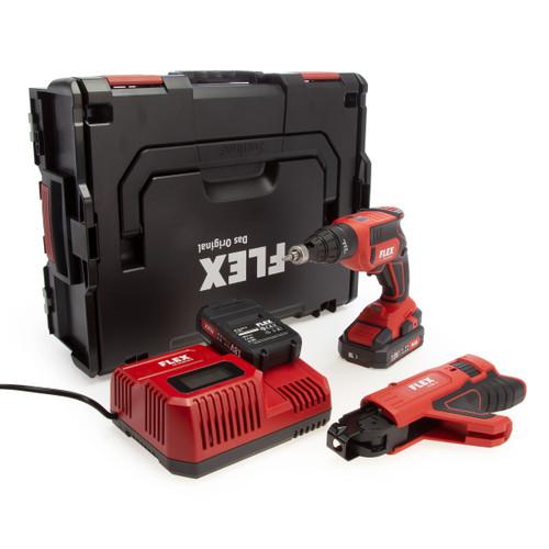Flex DW 45 18.0-EC M/2.5 18V Drywall Screwdriver