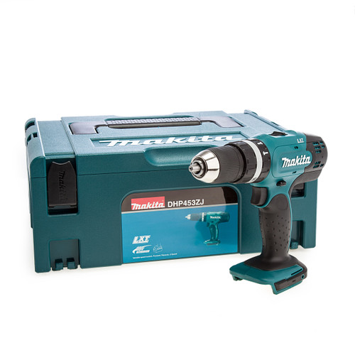Makita DHP453Z 18V LXT Combi Drill (Body Only) in MakPac Case 2