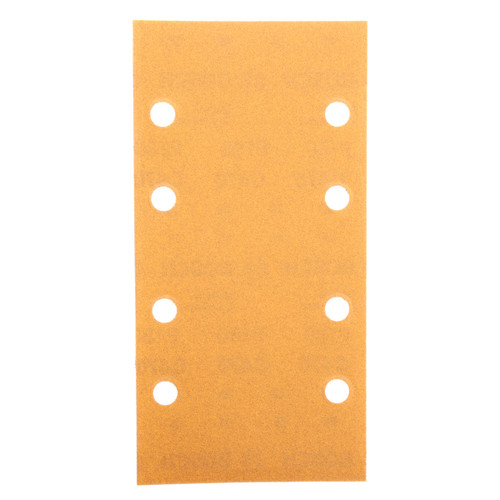 Bosch 2608605257 Sanding Sheets C470 Best for Wood and Paint 93 x 186mm 1/3 Sheet 180 Grit (Pack Of 10)