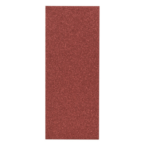 Bosch 2608605312 Sanding Sheets C430 Expert for Wood and Paint 93 x 230mm 1/3 Sheet 80 Grit (Pack Of 10)