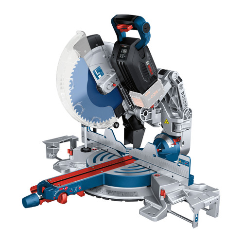 Bosch GCM 18V-305 Professional BITURBO Brushless Sliding Mitre Saw (Body Only)