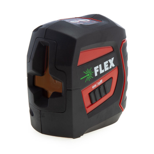 Flex ALC 2/1-G Self Levelling Green Cross Line Laser