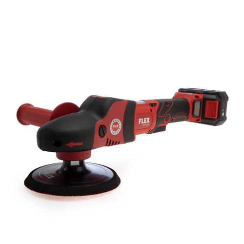 Flex PE 150 18.0-EC/5.0 18V 6 inch/150mm Brushless Rotary Polisher