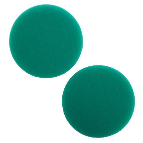Flex PSX-G 80 Green Velcro Polishing Sponge 80mm