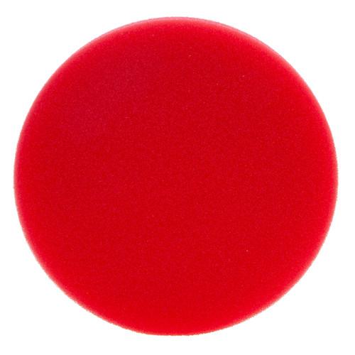 Flex PS-R 140 Red Very Soft Velcro Polishing Sponge 140mm
