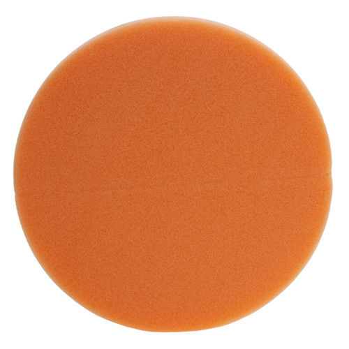 Flex PS-0 160 Orange Medium Velcro Polishing Sponge 160mm