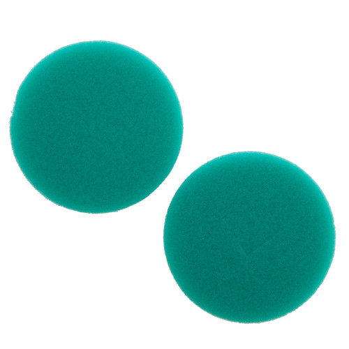 Flex PSX-G 60 Green Extra Hard Velcro Polishing Sponge 60mm