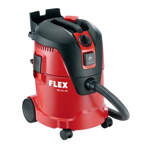Flex VCE 26 L MC L Class Wet & Dry Safety Vacuum Cleaner