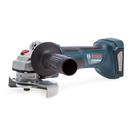 Bosch GWS 18V-7 Professional 115mm Cordless Angle Grinder (Body Only) 1