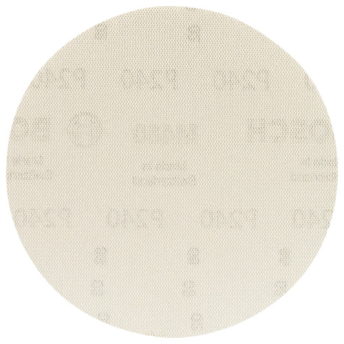 Bosch 2608621150 Sanding Net Discs M480 Best for Wood and Paint 125mm 240 Grit (Pack Of 5)