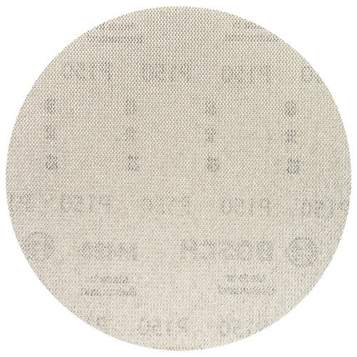 Bosch 2608621165 Sanding Net Discs M480 Best for Wood and Paint 150mm 150 Grit (Pack Of 5)
