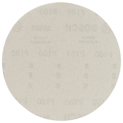Bosch 2608621166 Sanding Net Discs M480 Best for Wood and Paint 150mm 180 Grit (Pack Of 5)