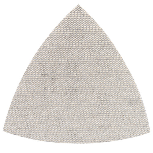 Bosch 2608621190 Sanding Delta Net Sheets M480 Best for Wood and Paint 93mm 100 Grit (Pack Of 5)