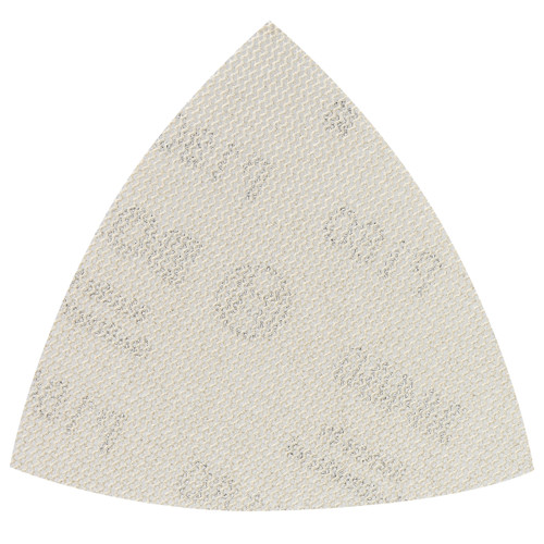 Bosch 2608621193 Sanding Delta Net Sheets M480 Best for Wood and Paint 93mm 180 Grit (Pack Of 5)