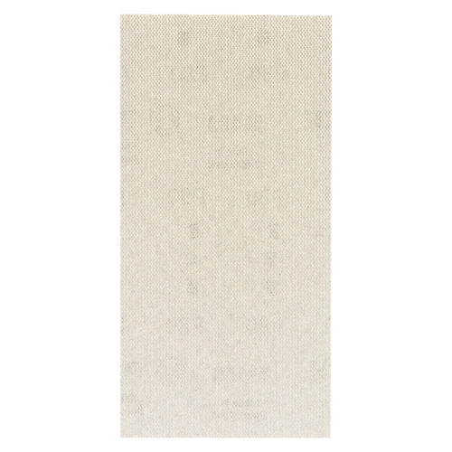 Bosch 2608621234 Sanding Net Sheets M480 Best for Wood and Paint 93 x 186mm 1/3 Sheet 80 Grit (Pack Of 10)