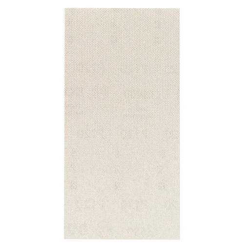 Bosch 2608621236 Sanding Net Sheets M480 Best for Wood and Paint 93 x 186mm 1/3 Sheet 120 Grit (Pack Of 10)